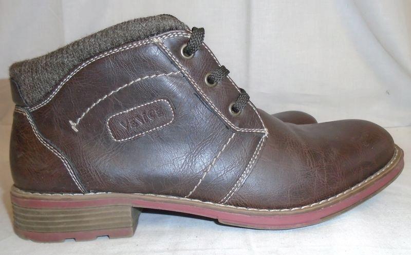 ff7ed0cd Półbuty męskie VENICE 44 buty sztyblety - 7693467060 - oficjalne ...