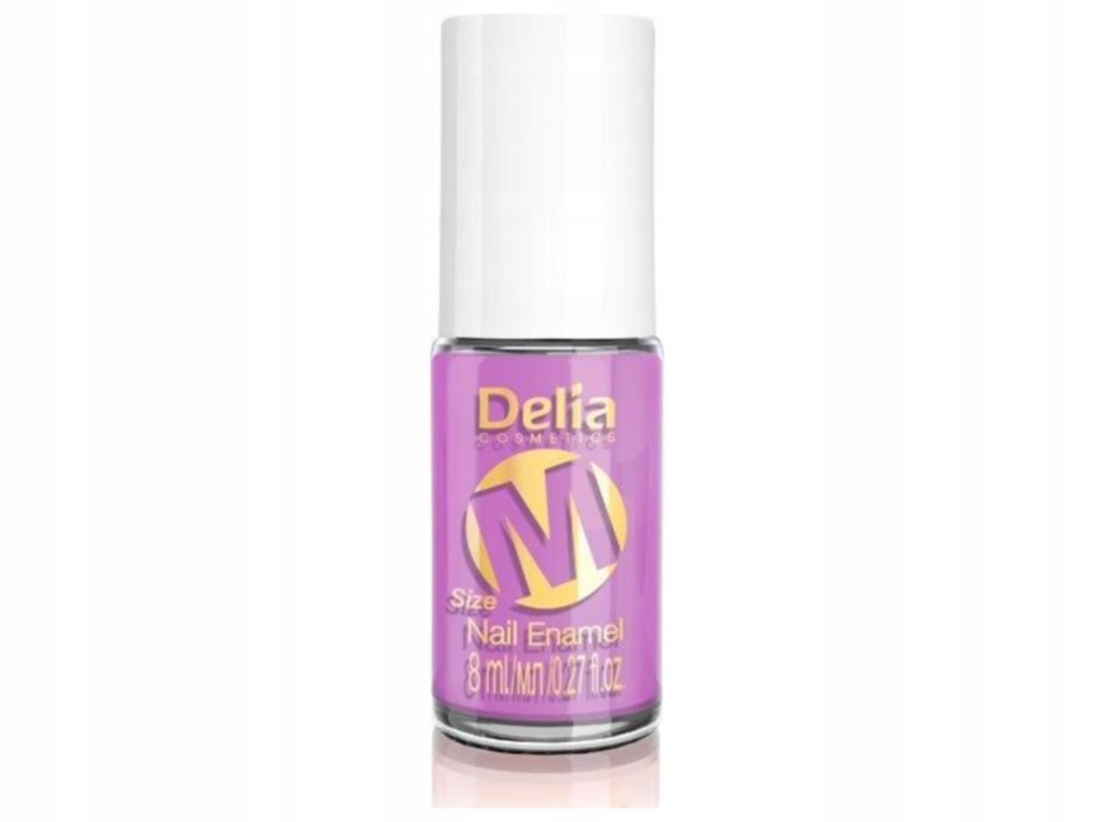 Delia Cosmetics Size M Emalia do paznokci 6.05 8ml