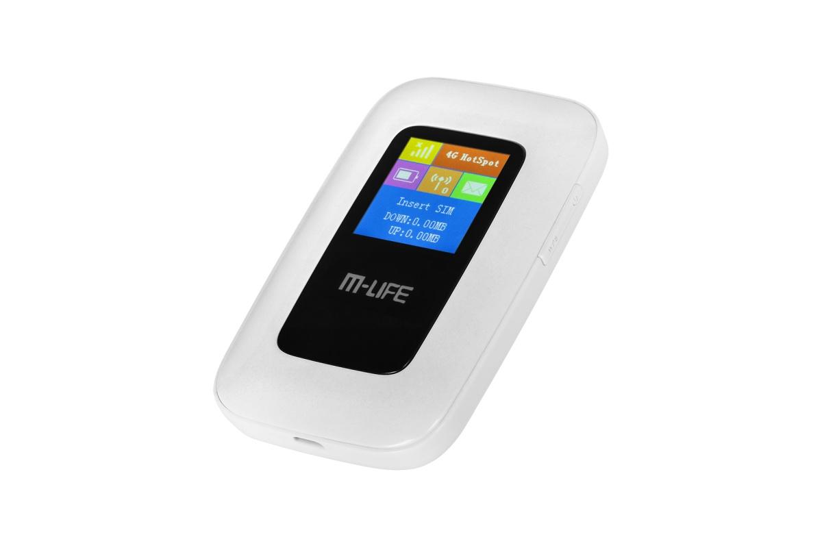 Modem mobilny WiFi router 4G M-Life