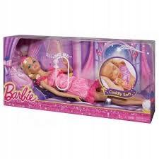 Barbie Miękka księżniczka do przytulania