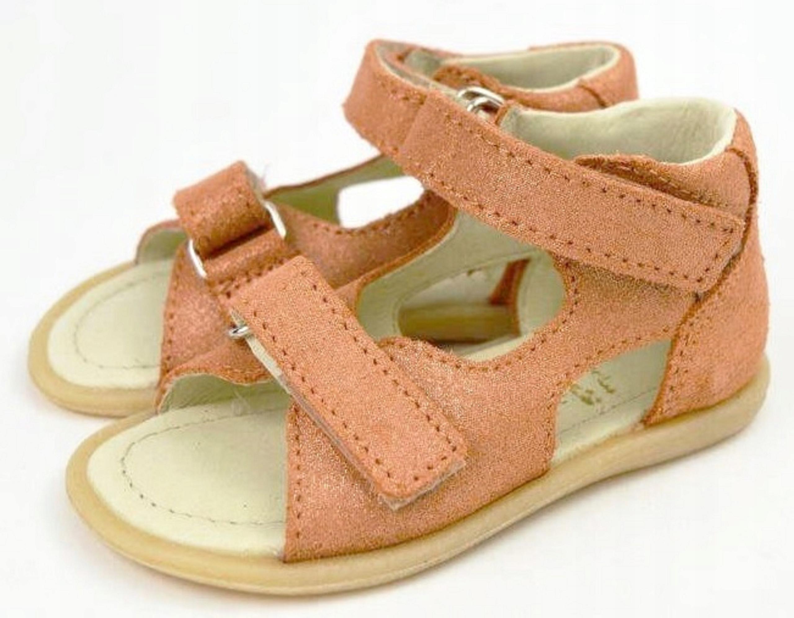 sandałki sandały MRUGAŁA FLO 1105/9-03 r. 22