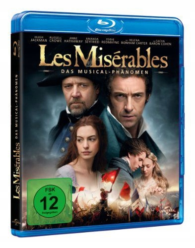 LES MISERABLES NĘDZNICY (BLU-RAY)