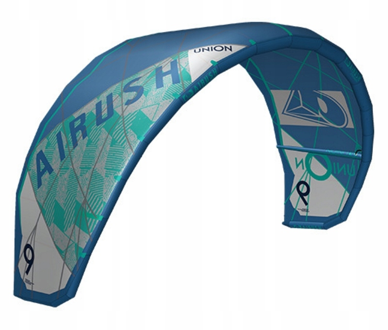 Latawiec-Airush-2018-Union III Reefer Blue-12m2