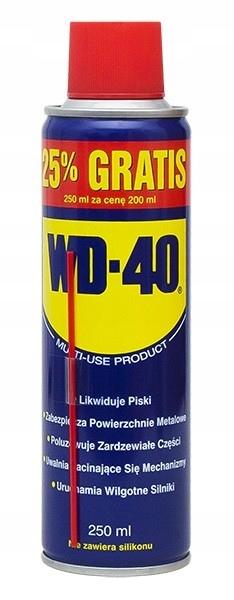 WD-40 PREPARAT WIELOFUNKCYJNY 250ml LUBLIN