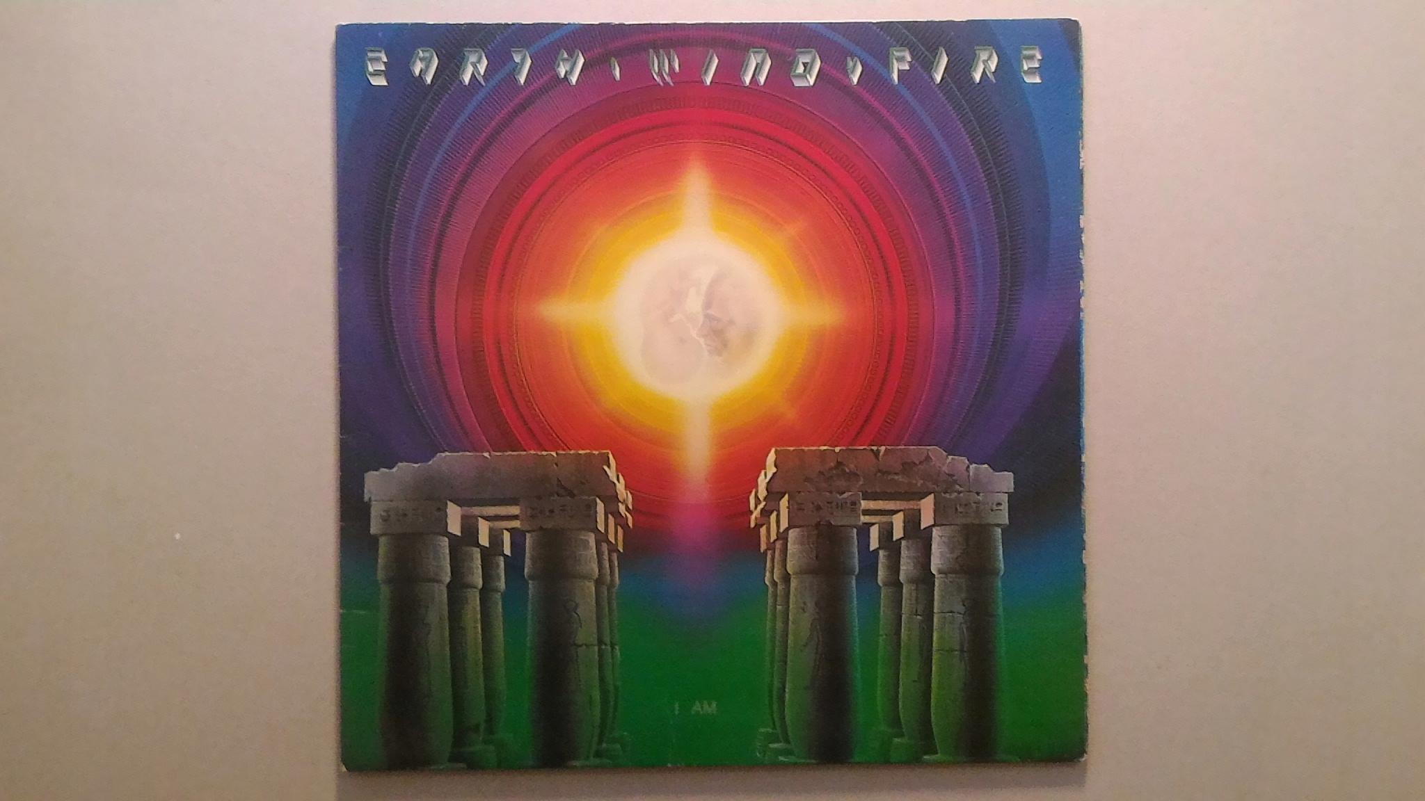 Earth, Wind & Fire - I Am (WINYL) 1979