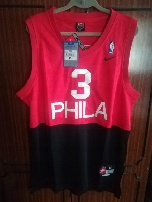 Philadelphia 76ers IVERSON Koszulka NBA L/XL od1zł