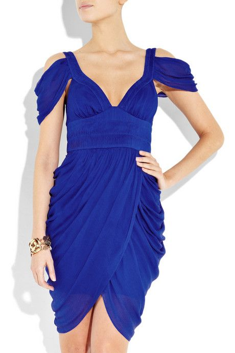 CATHERINE MALANDRINO sukienka jedwab od zara 38 M