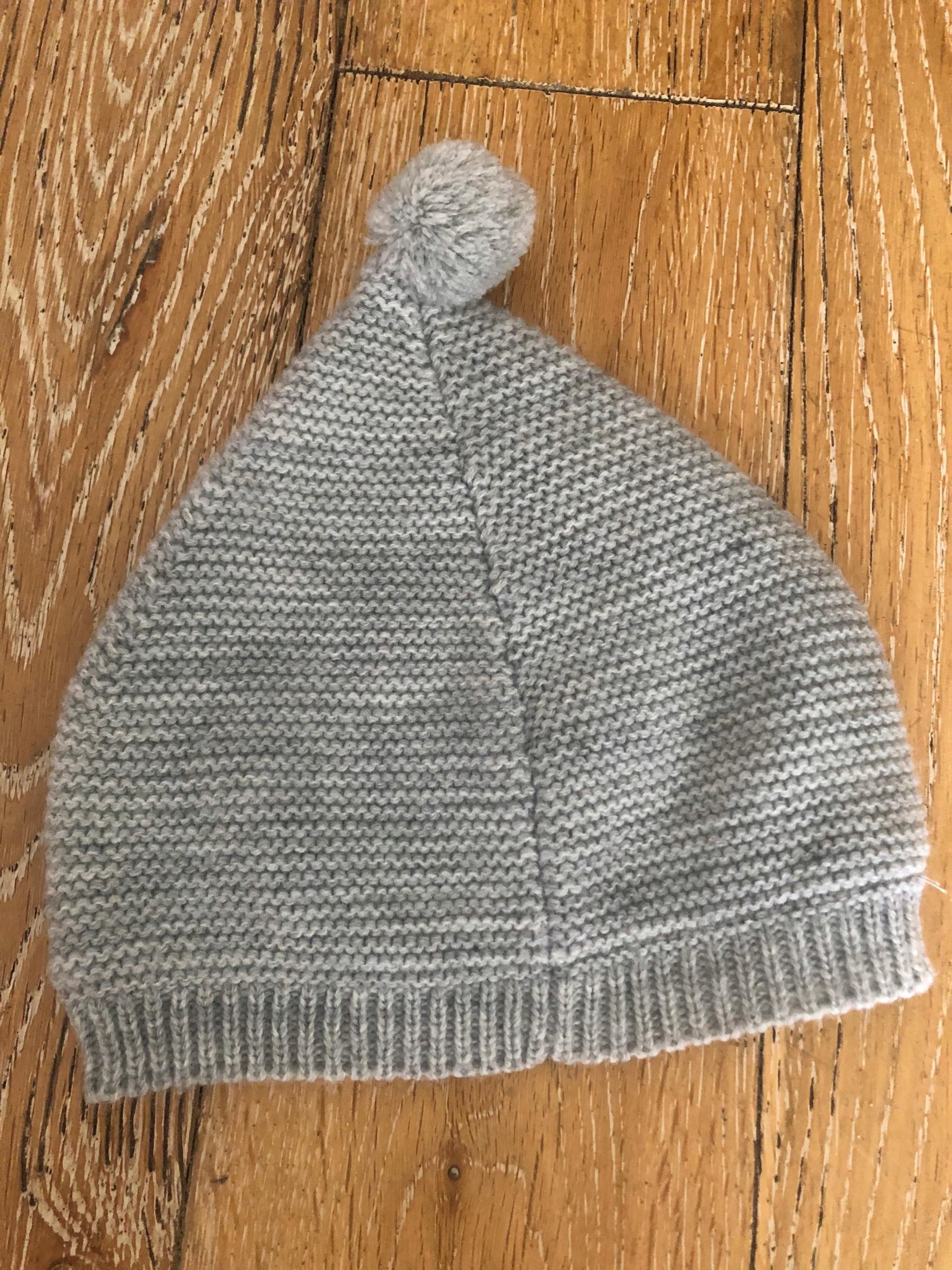 czapka ZARA 0-3 miesiace