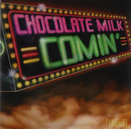 CD Chocolate Milk - Comin` -Bonus Tr-