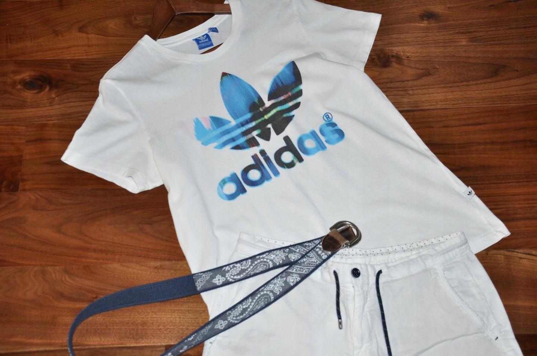 Paka dla chłopaka ZARA Adidas Esprit r. 42/ L
