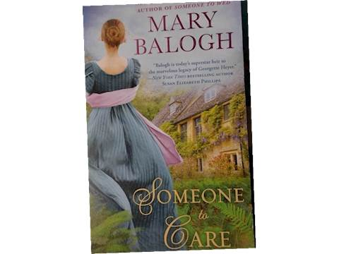 Someone to Care - Mary Balogh