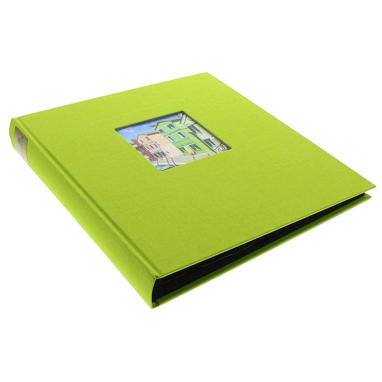 Album Goldbuch Zielony - tradycyjny 100 czarnych