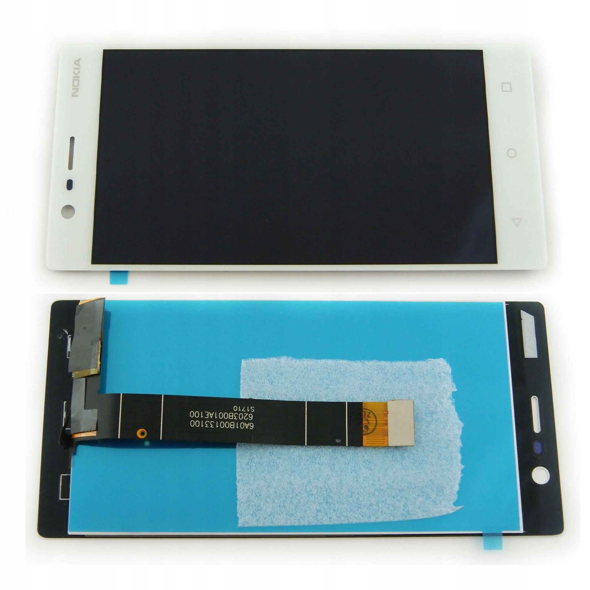 Nokia 3 TA-1020 wyświetlacz lcd+digitizer dotyk