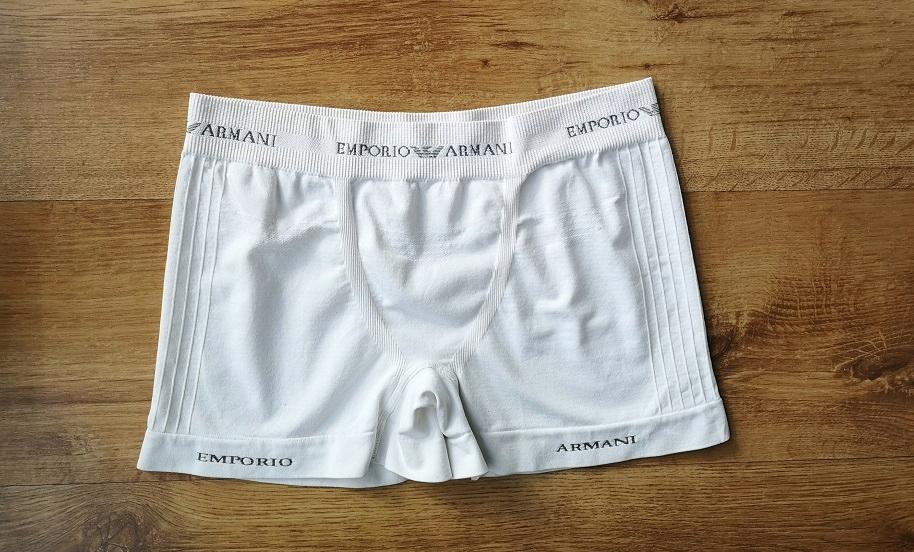ARMANI bokserki męskie 40 L