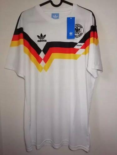 Koszulka Adidas Niemcy reprezentacja retro