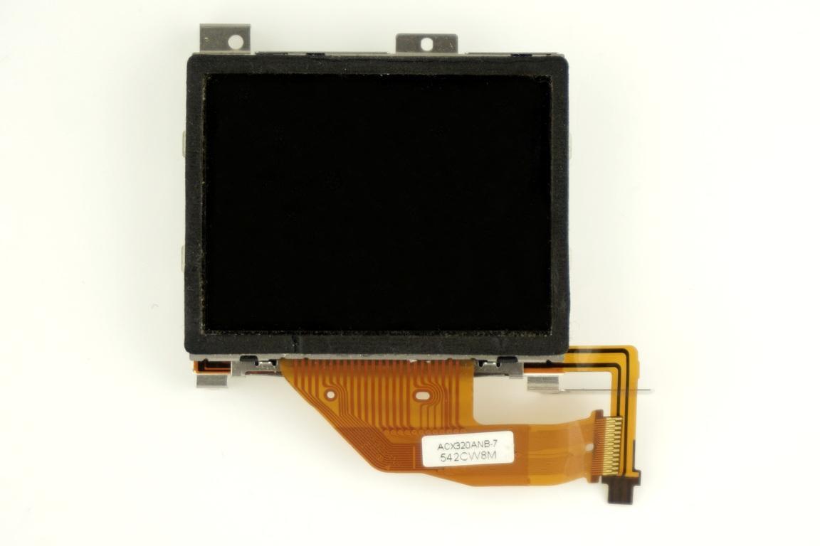 +LCD Canon IXUS i zoom i7 zoom