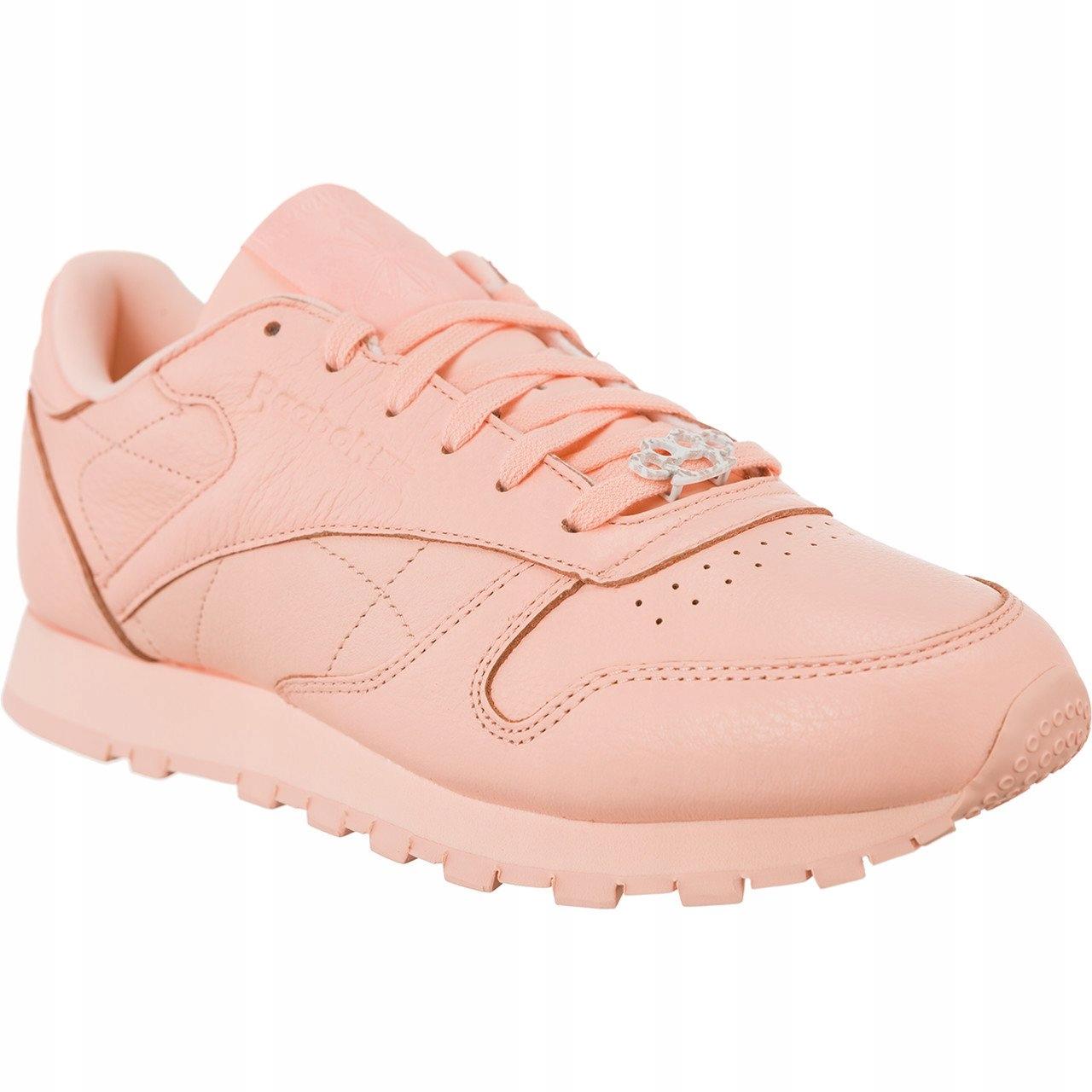 REEBOK CL LTHR L 912 _39_ Damskie Sneakersy