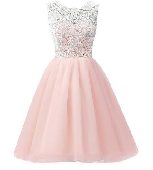 29c47782ad Śliczna sukienka koronka wizytowa wesele 122 128! - 6910165066 ...