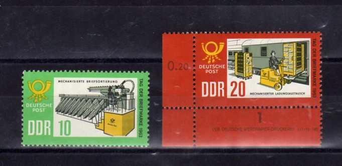 DDR - 998-99 ** 1963 r.