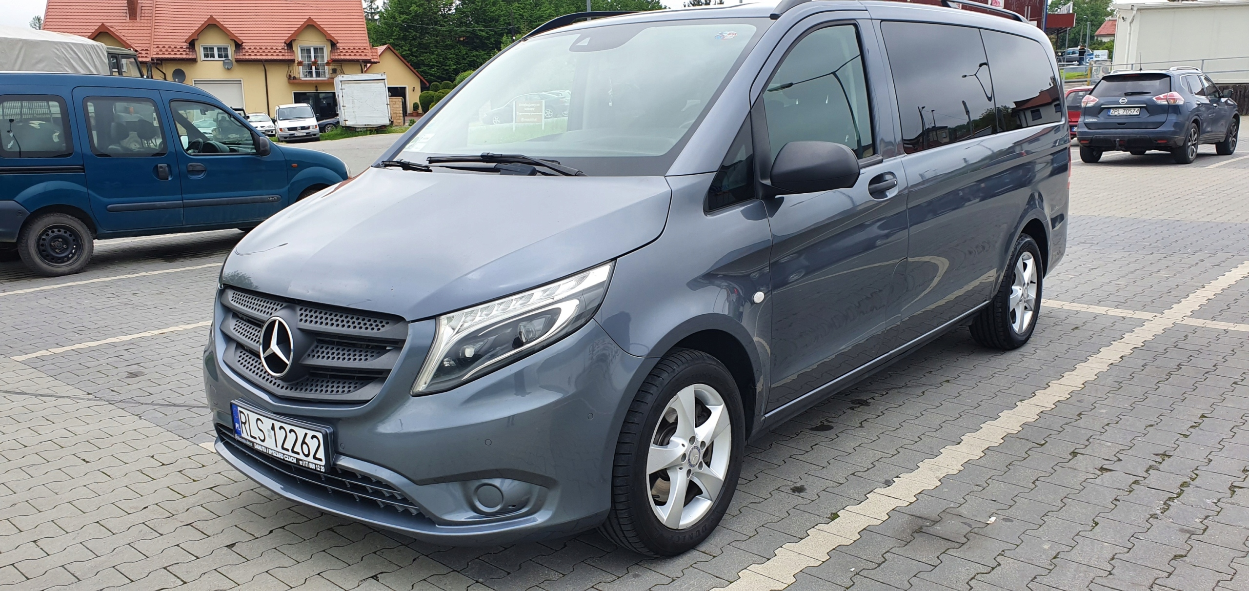Mercedes Vito 2.1 CDI 119 Tourer Long 2014 190KM