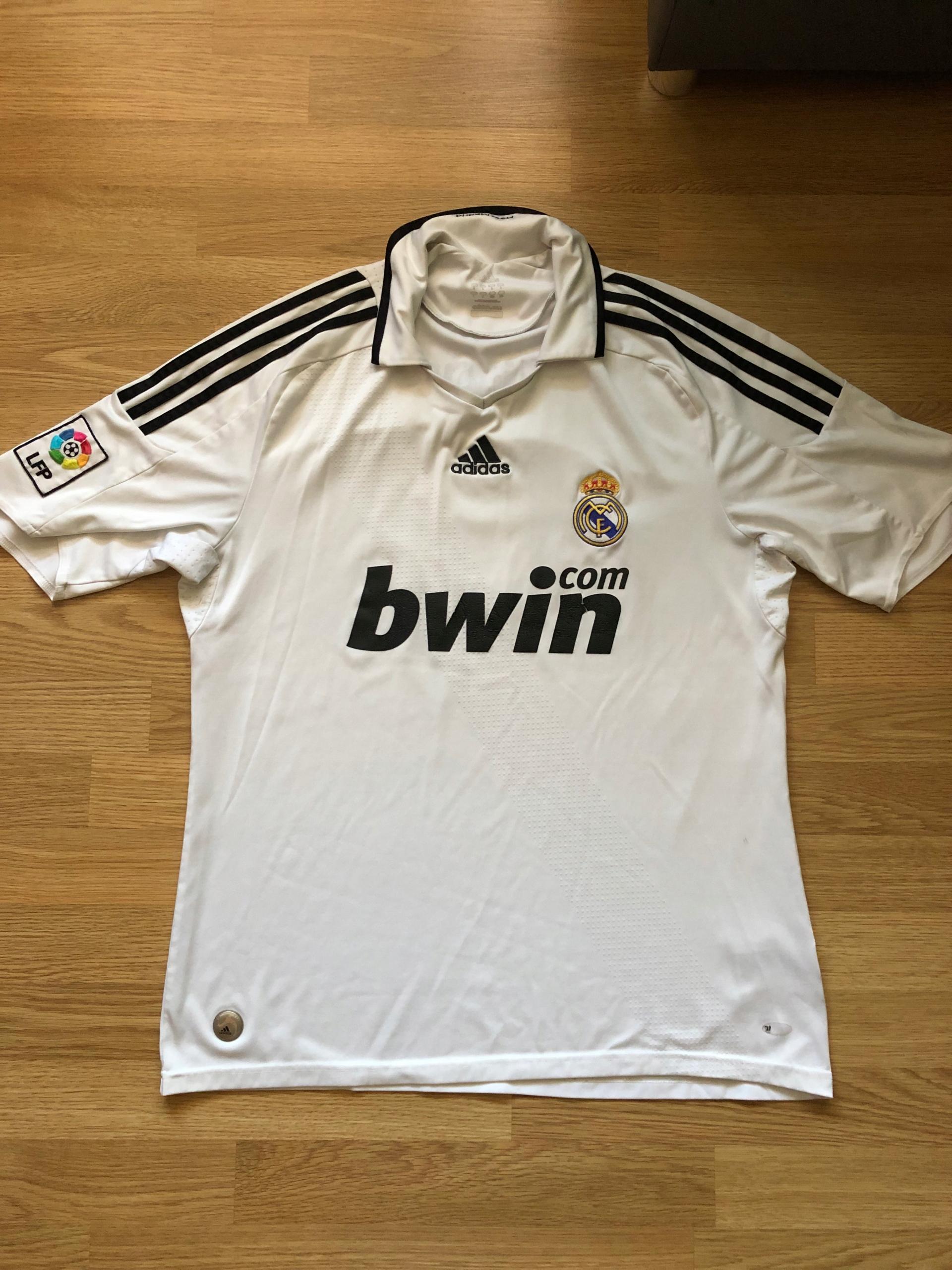 Koszulka Real Madryt, Sergio Ramos, Adidas, L