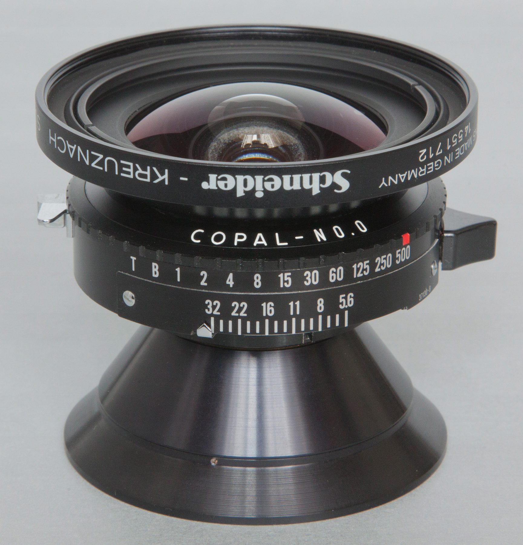 Ultra szeroki Super-Angulon 47mm/5,6 XL 120st. 4x5