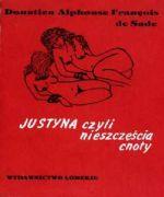 Justyna czyli nieszczęścia cnoty de Sade + KrAkóW