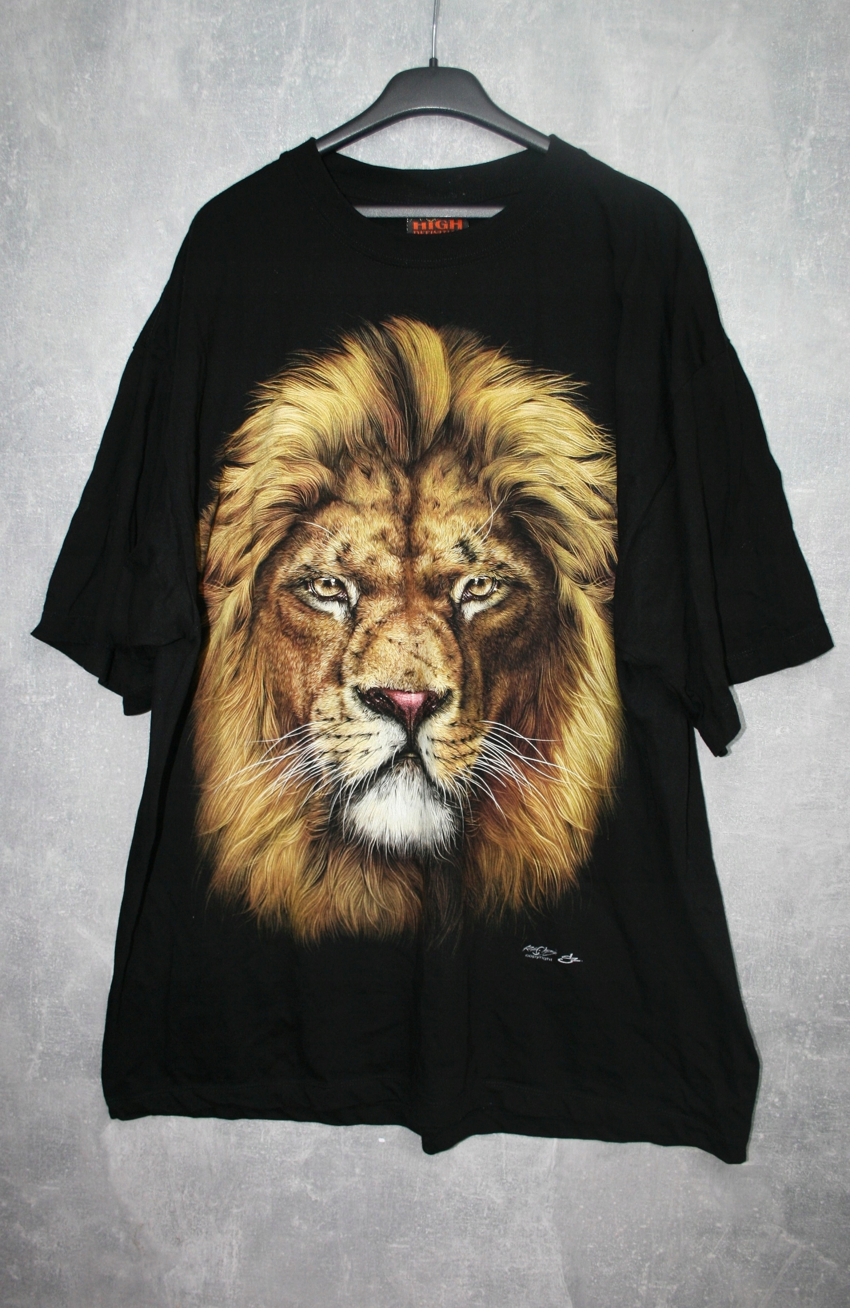 T-shirt koszulka męska XXL LEW oryginalna