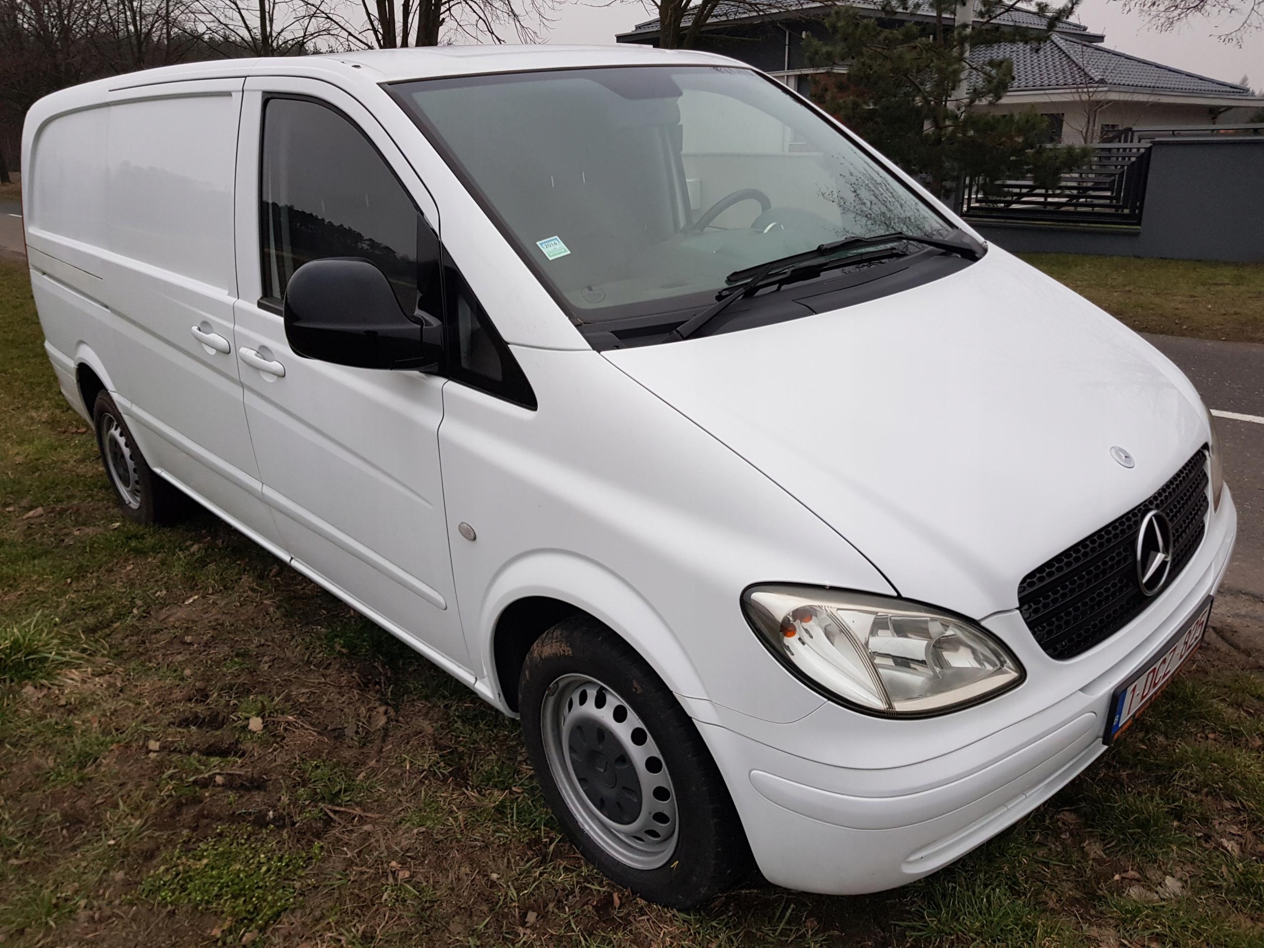 Mercedes Vito 2.2CDI MAXI