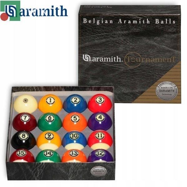 Bile Aramith Tournament 57,2 mm
