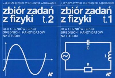 Zbiór zadań z fizyki 1-2. Jędrzejewski Kruczek WNT