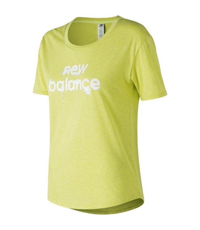 Koszulka Biegowa New Balance WT73124SYW r. M