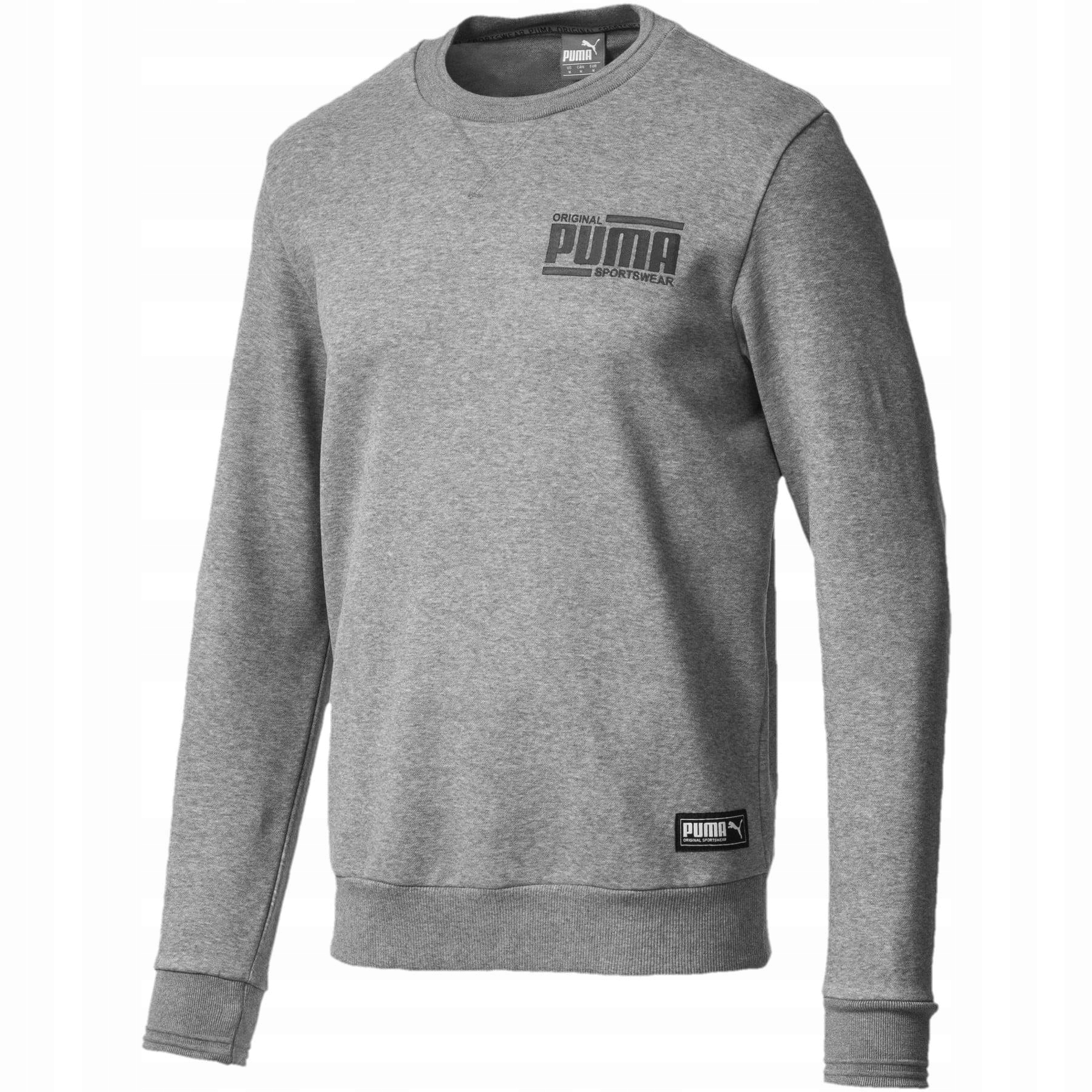 BLUZKA PUMA ATHLETICS 85231103 r XL