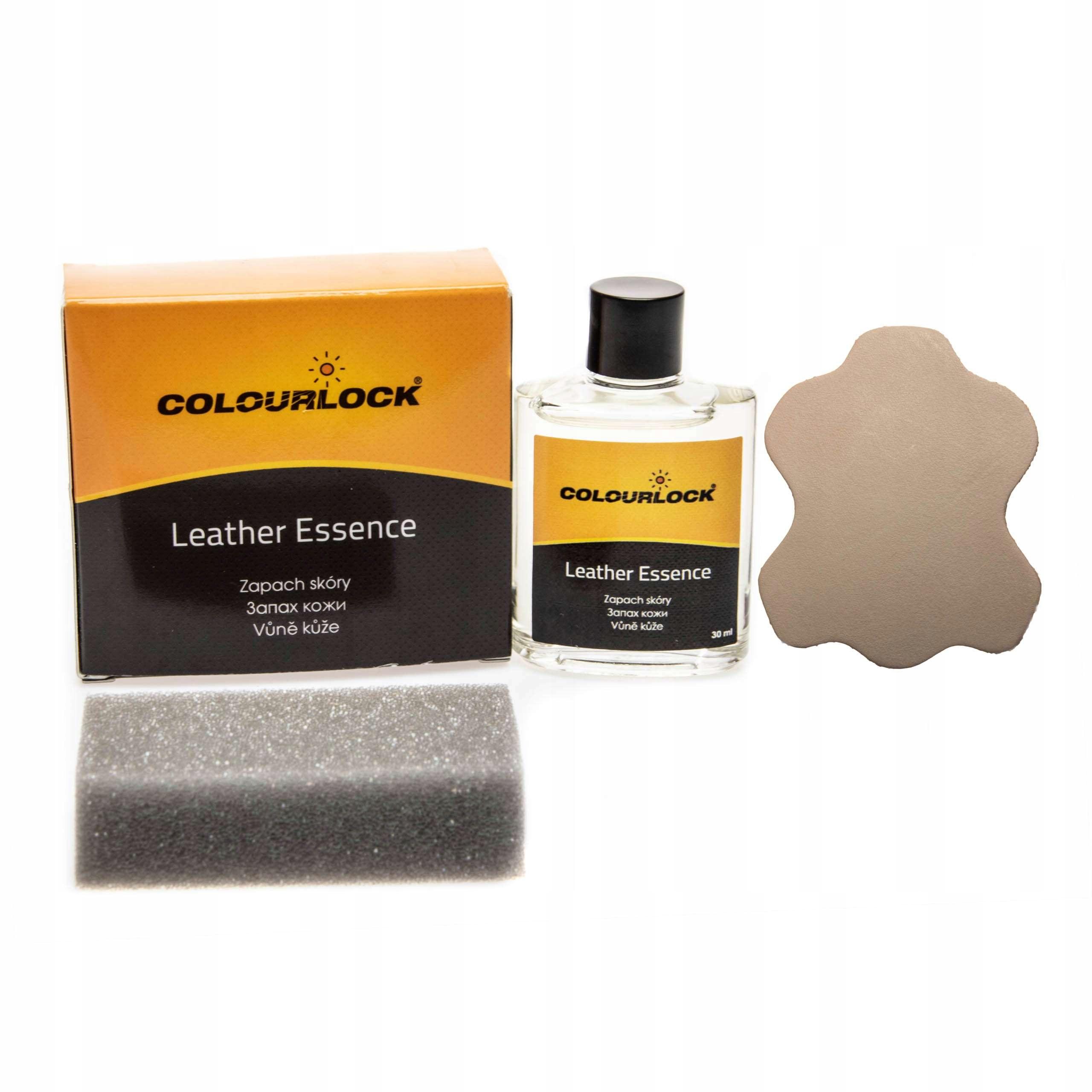 Colourlock Leather Essence zapach skóry 30ml