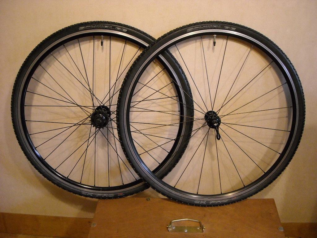 Easton, Mavic- przełaj, cyclocross, SSCX.