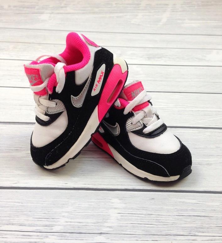 NIKE AIR MAX _ buty dziecięce _ róż _ R. 22