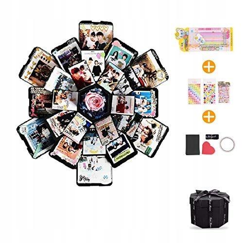 693G15 EKKONG składany album fotograficzny DIY