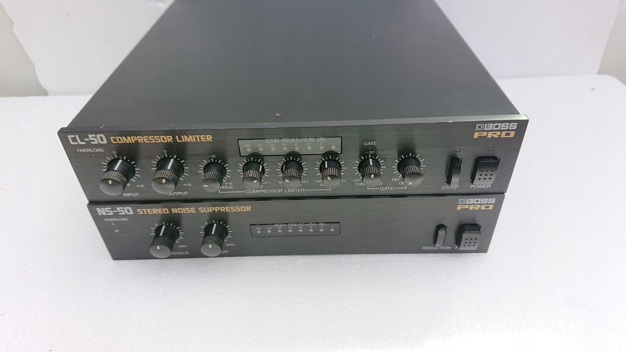 Kompresor BOSS CL-50 i bramka NS-50