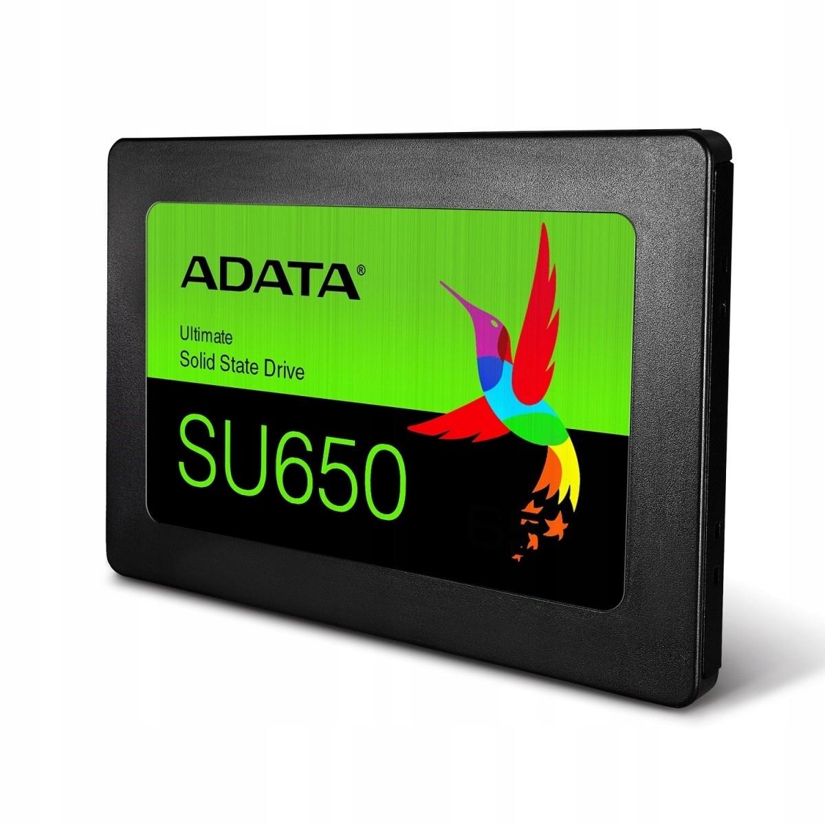 Dysk SSD Ultimate SU650 240GB 2.5 SATA3 3D TLC