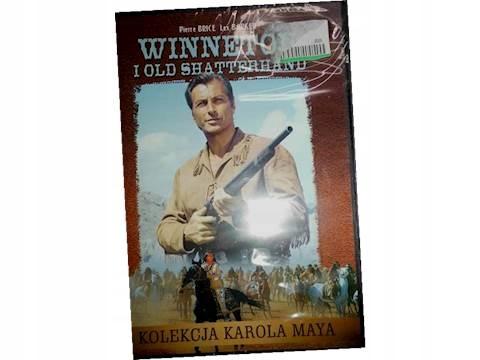 Winnetou i Old Shatterhand - DVD pl lektor