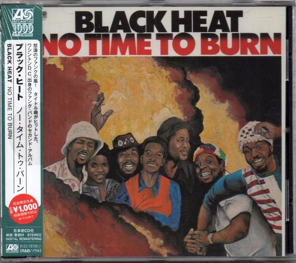 "Black Heat ""No Time..."" Japan"