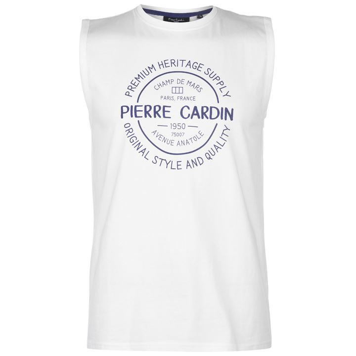 Bokserka Pierre Cardin bez rękawów 588066 M