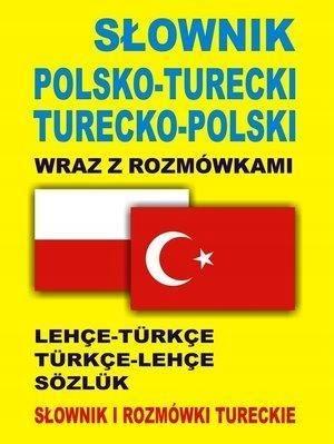 Słownik pol-tur, tur-pol wraz z rozmówkami