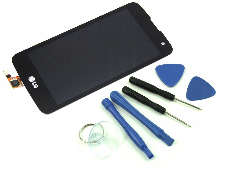 LG K4 LTE K120E WYŚWIETLACZ LCD DIGITIZER K120
