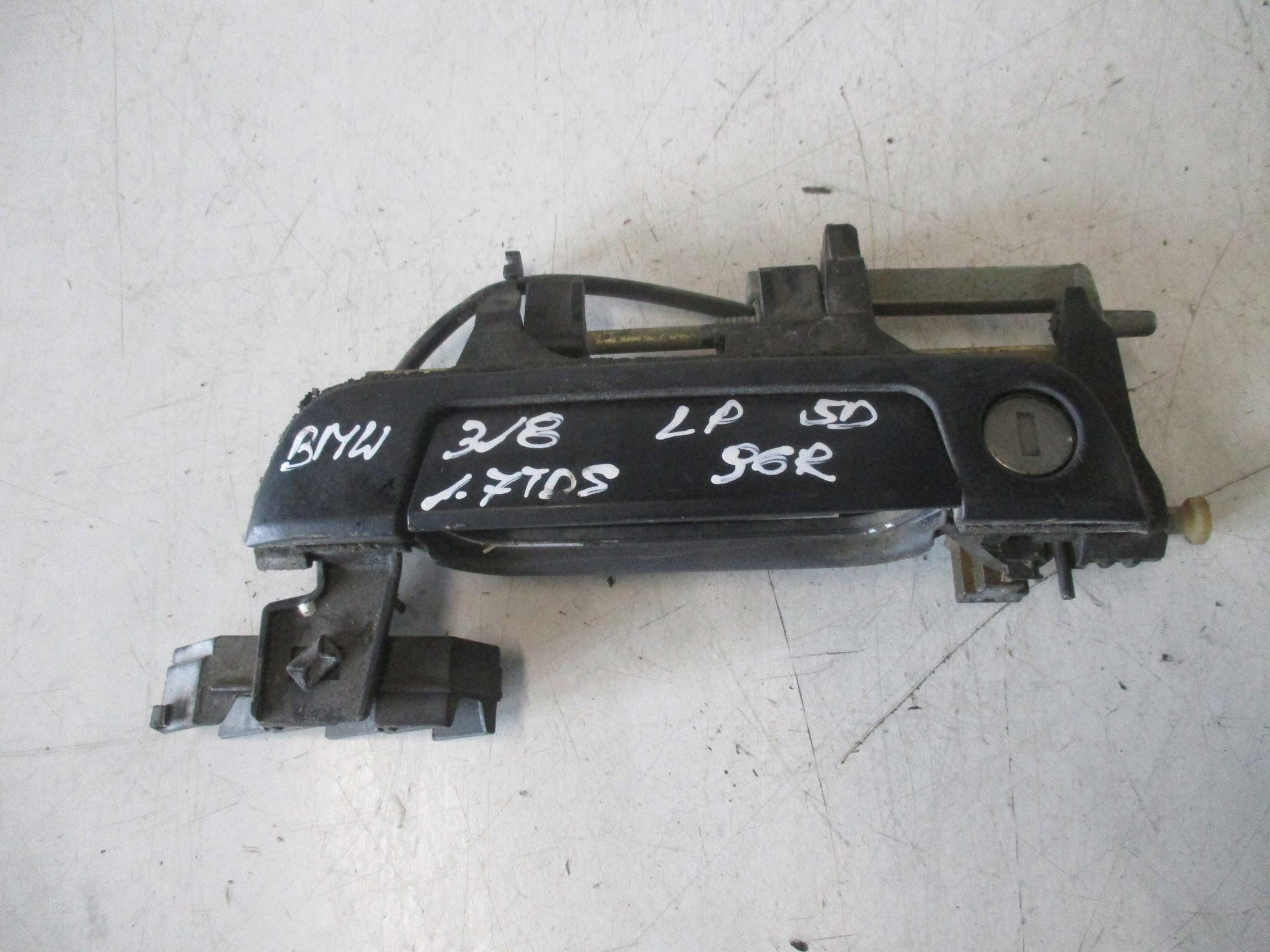 KLAMKA PRZEDNIA LEWA BMW E36 5D 96R