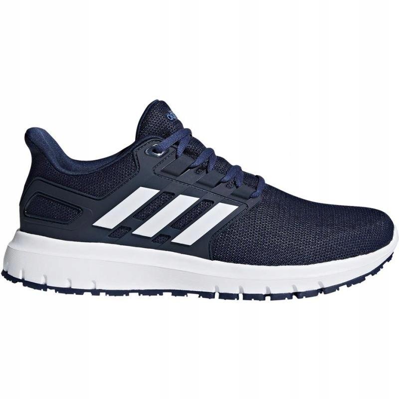 Granatowe Buty Bieganie Treningowe Adidas r.40 2/3