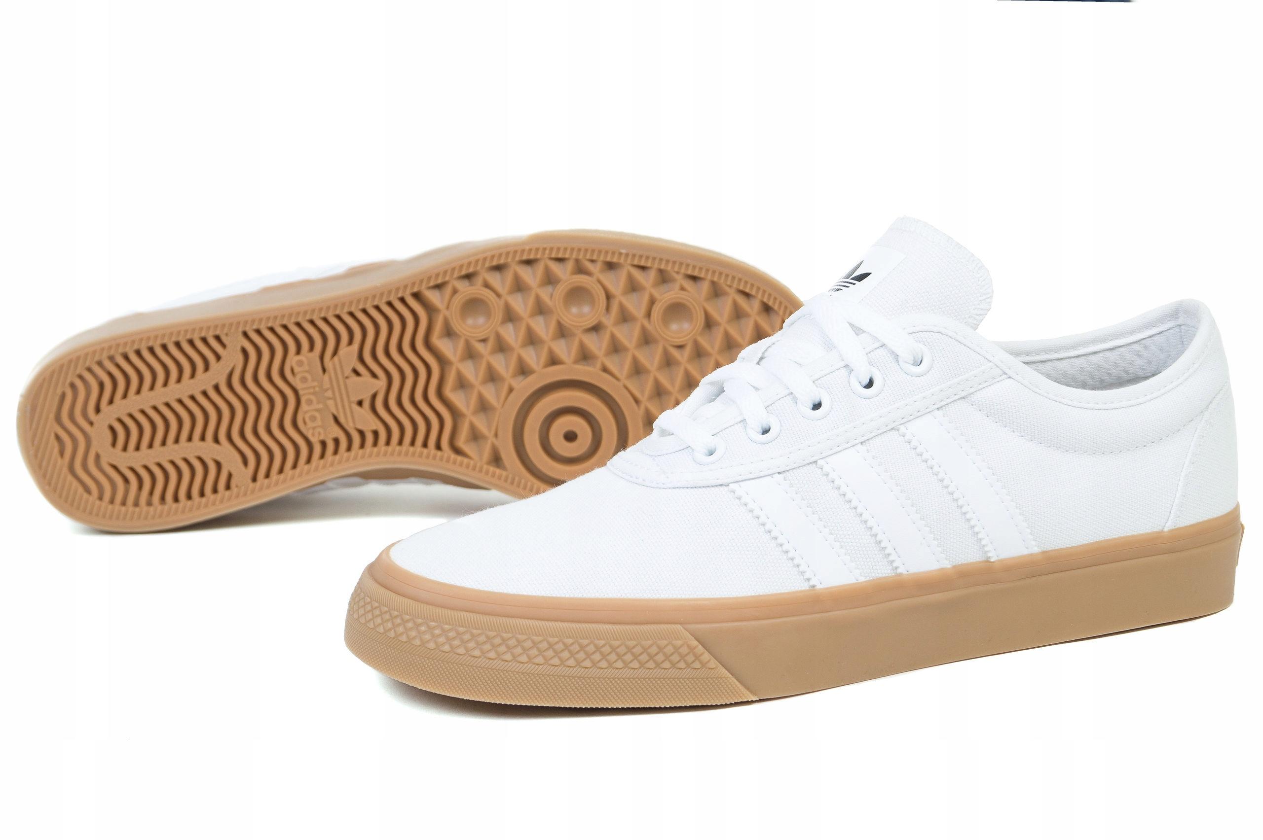 wiele kolorów najlepsze buty uroczy BUTY ADIDAS ADI-EASE DB3110 BIAŁE R. 40 - 7973489844 ...