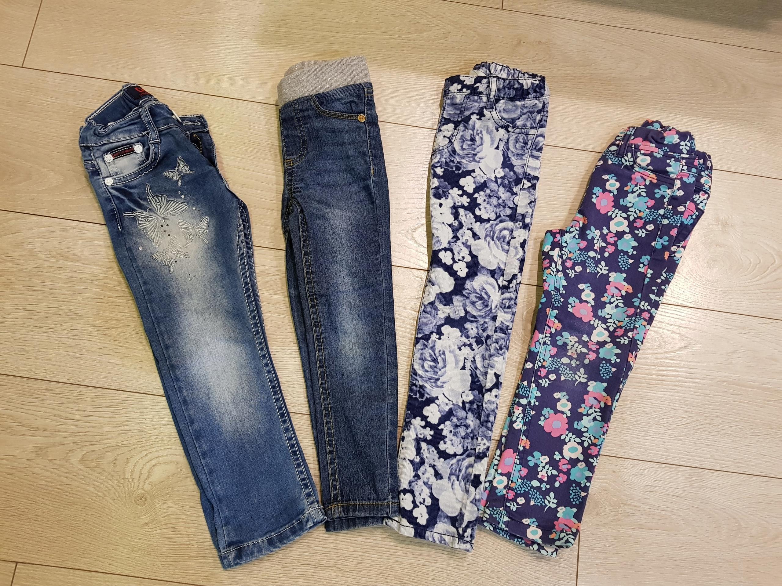 Zestaw spodni dziecko 96 - 104cm