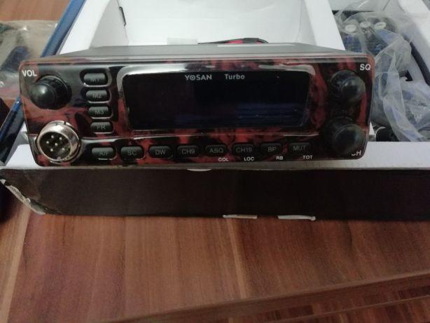 sprzedam nowy bez gwarancji CB Radio YOSAN JC 3031