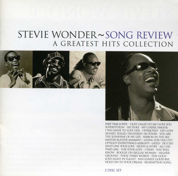 Stevie Wonder  Song Review - Greatest Hits NOWA